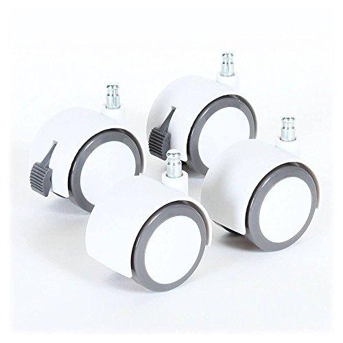 Babybay 100402parque ruedas para mini/MIDI, Original, maximo/BOXSPRING, color bl