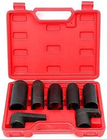 DA YUAN 7pcs O2 Oxygen Sensor /& Oil Pressure Sending Unit Master Sensor Socket Set