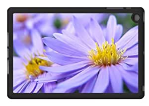 Violet Flowers - Case for iPad Mini