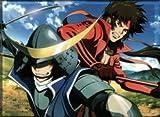 Sengoku Basara DVD - Eps : 1 to 24 End + OST Cd (Japanses Audio with English Subtitle)