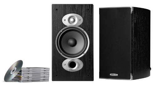 Polk Audio RTiA3 High Performance Bookshelf Loudsp...