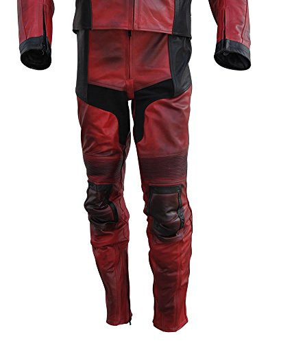 Leather Motorbike Pants - 8