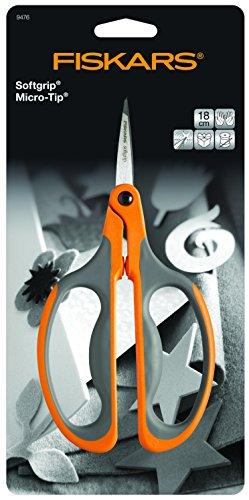 Fiskars 94767097J Softgrip Micro Tip Scissors