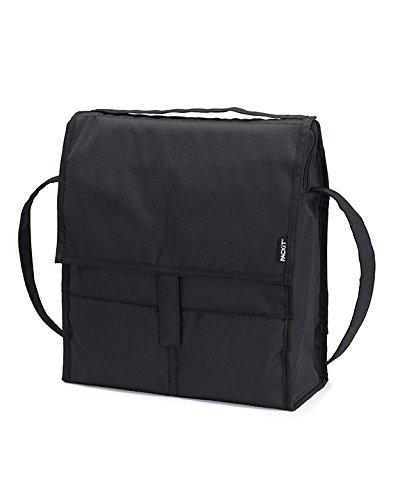 packit-freezable-picnic-bag-with-zip-closure-black