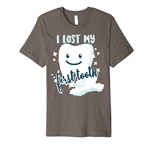 I Lost My First Tooth Shirt | Cute Baby Tooth Out Gift