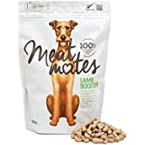 Meat Mates Natural Premium Dog Food Topper, 100% New Zealand Grass Fed Lamb - The Perfect Grain Free, Healthy, Hypoallergenic Limited Ingredients Booster Any Dog Type - Raw, Freeze Dried, 14 oz
