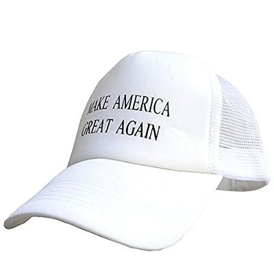 Make America Great Again Hat Adjustable Mesh Donald Trump Campaign Baseball Caps
