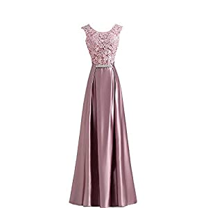 DongCMY Evening Dress New 2018 Prom Elegant Long Lace Plus Size Formal Women Fashion Party Floor Length Gown