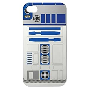Star Wars R2D2 Custom Case Cover Custom iPhone for iPhone 5 5s protective Durable case
