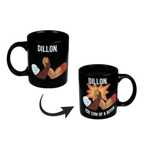 Dillon Mug - Predator - Dillon Heat Change Mug