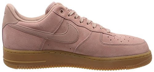 Rose Gymnastique 1 particle Pink Chaussures Force Suede '07 Nike Lv8 Pinkparticle De Homme Air Axvq8wT