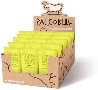 Barrita Proteica Paleo 100% natural - Alta en proteínas ...