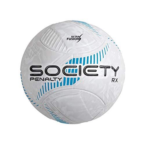 Bola Society Fusion Penalty Laranja