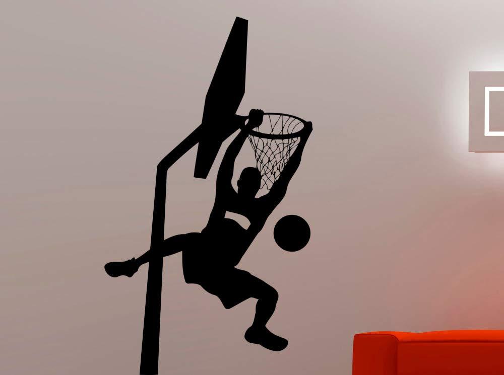 Slam Dunk Baloncesto tatuajes de pared de vinilo arte ...