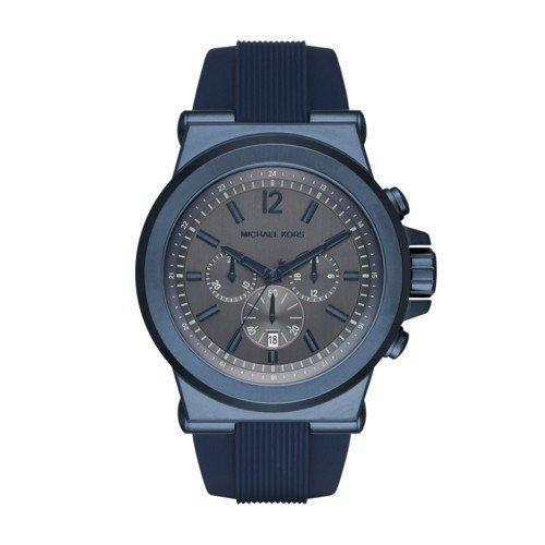 Michael Kors Men's Dylan Blue Watch MK8493