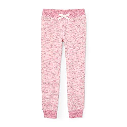 - The Children's Place Girls' Big Fire Fleece Pant, Pink 88837, XS (4)