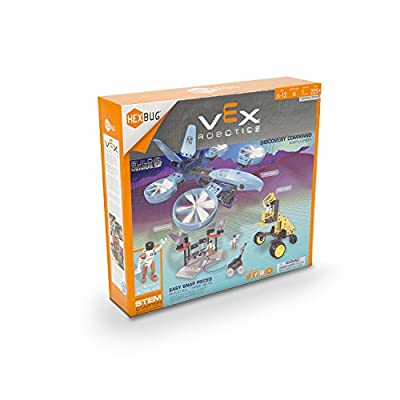 HEXBUG VEX Explorers Discovery Command: Toys & Games