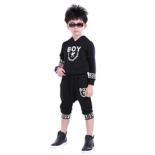 naber-kids-boys-2-piece-cute-mouse-hoodie-herm-pants-clothing-set-size-10-11
