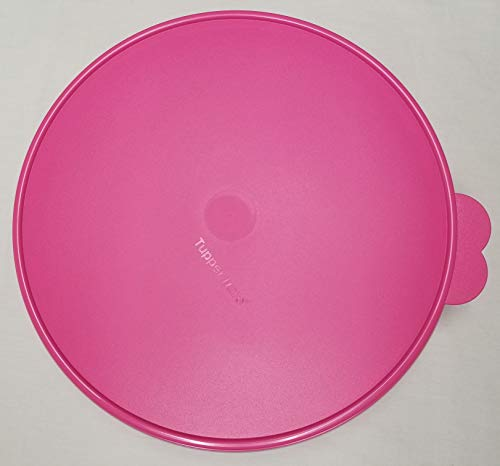 Tupperware Round Container in Confident Pink