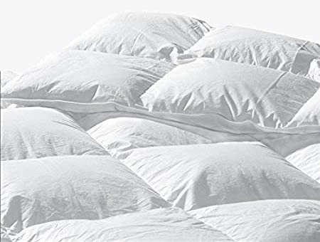Highland Feather Manufacturing 50-Ounce Limousine European Down Duvet White Highland Feather Manufacturing Inc B4-133-Q50 Queen