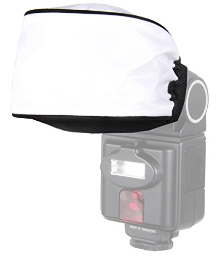 Bower SFD03 Universal Flash Diffuser (White)