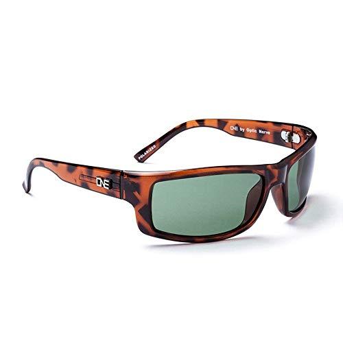 Optic Nerve One Fourteener Sunglasses, Dark Demi ()