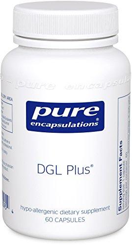 Pure Encapsulations Support Gastrointestinal Capsules