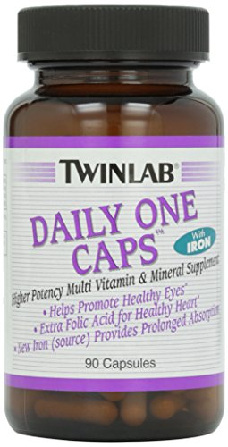 Twinlab, Daily One, 90 ct