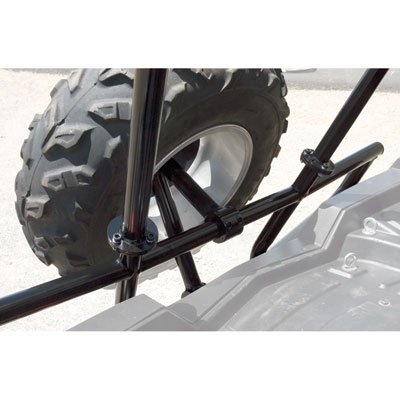 POLARIS RANGER RZR S 800 EPS 2013–2014 TUSK UTV REAR BUMPER, CARGO RACK, AND SPARE TIRE CARRIER