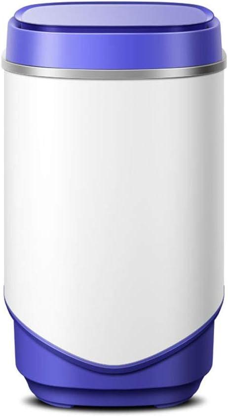 HEMFV 洗濯機と乾燥機ミニ単気筒ポータブル洗濯機 (Color : Purple)