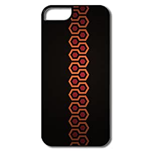 Cool Bee Comb Pattern IPhone 5/5s Case For Friend