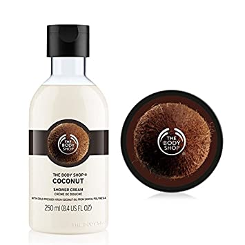 body shop duschcreme