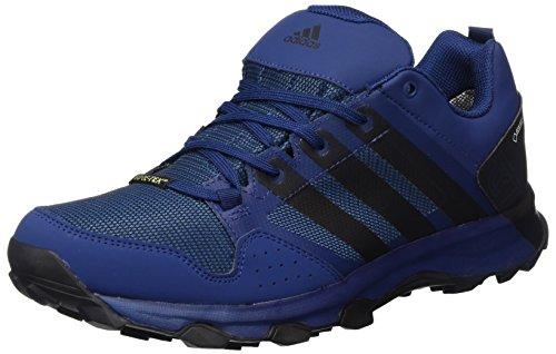 Adidas Mænd Kanadia 7 St Gtx Trail Løbesko, Sort Blå (mysterium Blå / Sort Kerne / Core Blå)