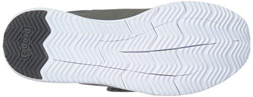 Propét Men's TravelFit Strap Walking Shoe Grey outlet exclusive cheap sale new uAVwm
