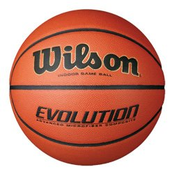 Wilson® Evolution® Indoor Basketball (EA