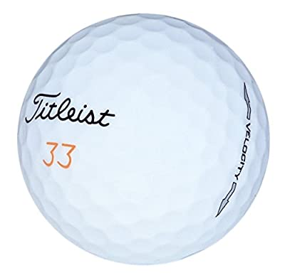 Titleist Velocity Mint Recycled Golf Balls (36 Pack)