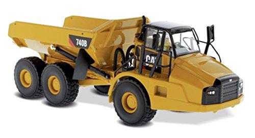 Caterpillar 740B Articulated Truck (Tipper Body) High Line Series Vehicle (Caterpillar Machine)