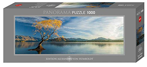 Heye Panorama Lake Wanaka Edition Humboldt Puzzles (1000-Piece)