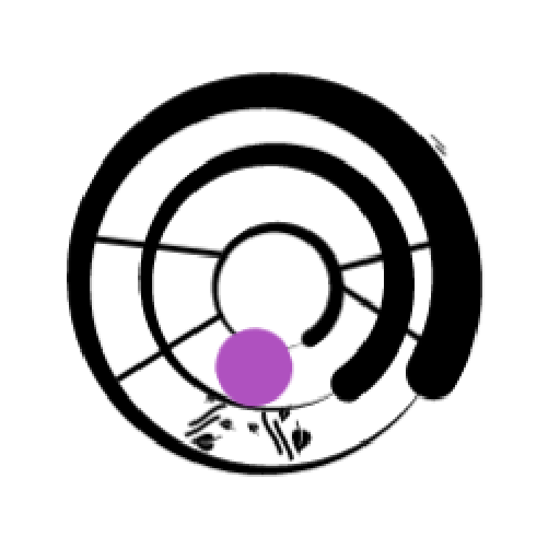Rolling through vortex - Vertex Ball