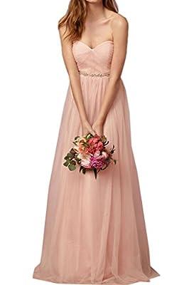 Avril Dress Simple Starpless Evening Chiffon Bridesmaid Wedding Prom Dress