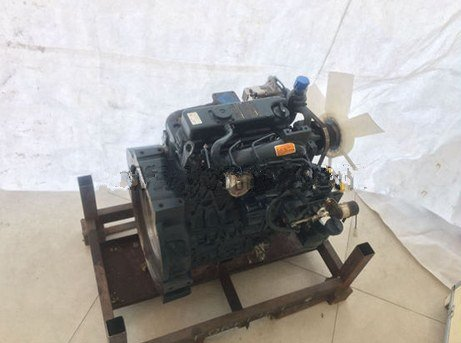 GOWE complete engine For kubota D1703 engine assy complete engine 7FM7779: