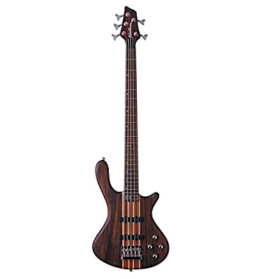 Washburn Taurus Bass Guitar Natural Matte