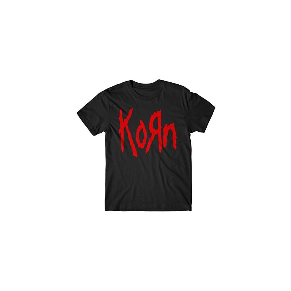 Korn Red Print