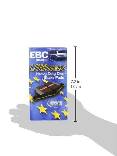 EBC Brakes UD1068 Ultimax OEM Replacement Brake pad