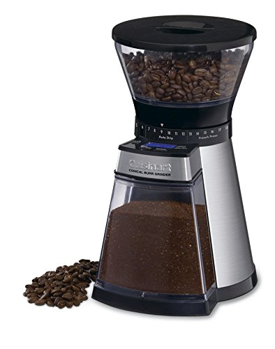 Cuisinart Programmable Conical Burr Grinder