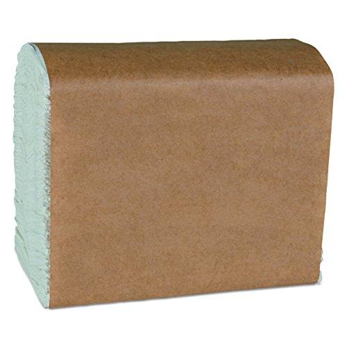 d Dispenser Napkins, 1-Ply, 7 x 13 1/2, White, Pack of 250 (Case of 40 Packs) (Tall Fold Dispenser Napkins)