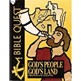 Quest - God's People, God's Land, Marni Shideler McKenzie, 1889015105