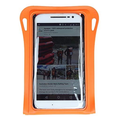 Aquapac TrailProof Phone Case - Safety Orange