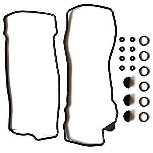 (OCPTY fits 99 00 01 02 03 04 05 06 Chevrolet Tracker/Suzuki Grand Vitara/Suzuki Grand Vitara/Suzuki Vitara/Suzuki XL-7 2.7L Gaskets Kit Valve Cover Gasket)