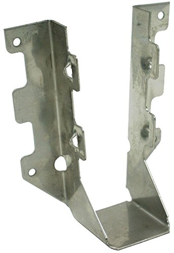 Simpson Strong Tie - LUS26SS - 2x6 Double Shear Joist Hanger - Type 316 Stainless Steel - 25 Pack